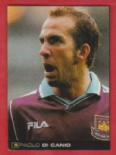 West Ham United Paolo Di Canio
